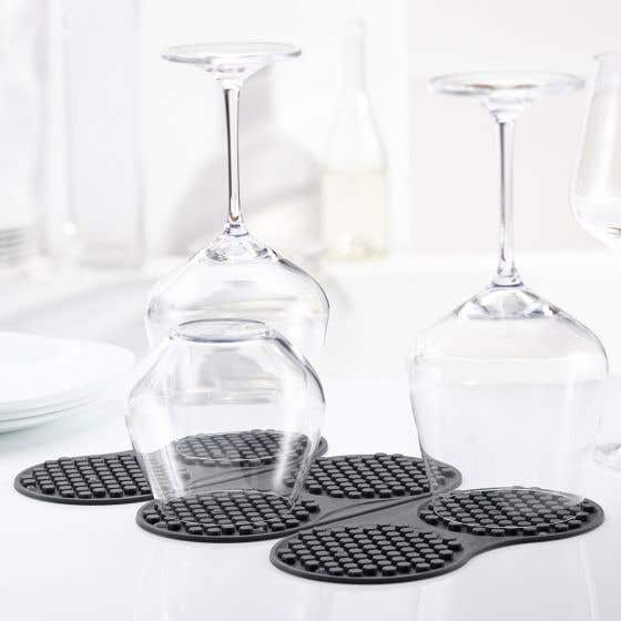 Glass Drying Mat by Trudeau