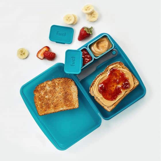 Fuel Tropical Blue Lunch Accessories by Trudeau