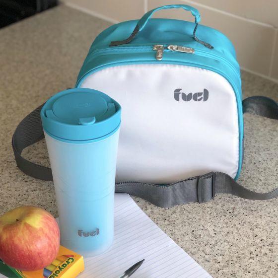 Trudeau Fuel Lunch Bag