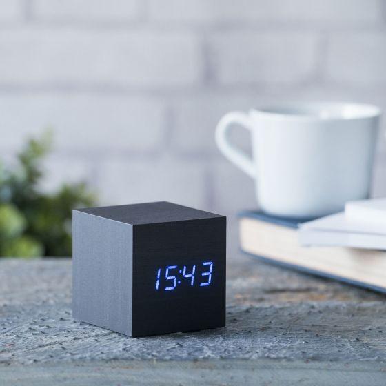 Click Clock Black