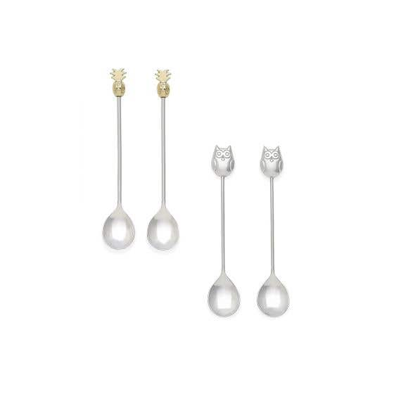 Torre & Tagus Cocktail Spoons