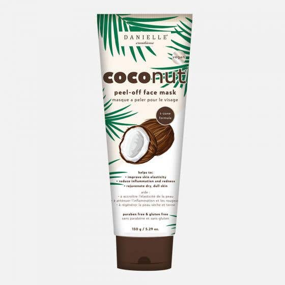 Coconut Peel-Off Face Mask by Danielle