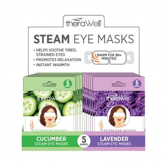 Steam Eye Masks