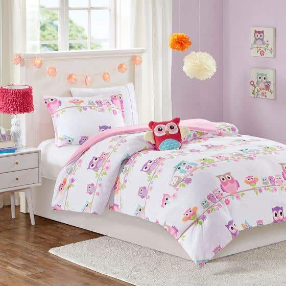 Wise Wendy Bedding Collection