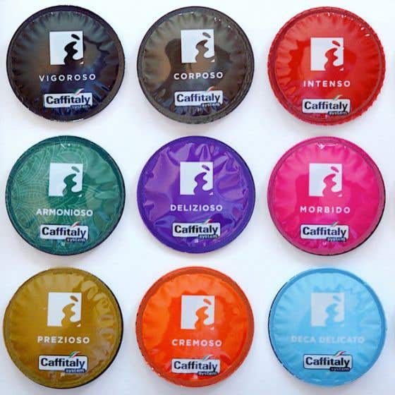 Caffitaly Tasting Box