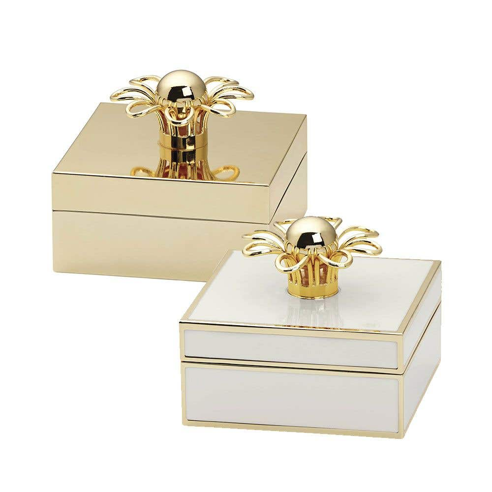 Keaton Street Jewelry Box Collection by Kate Spade | Linen Chest