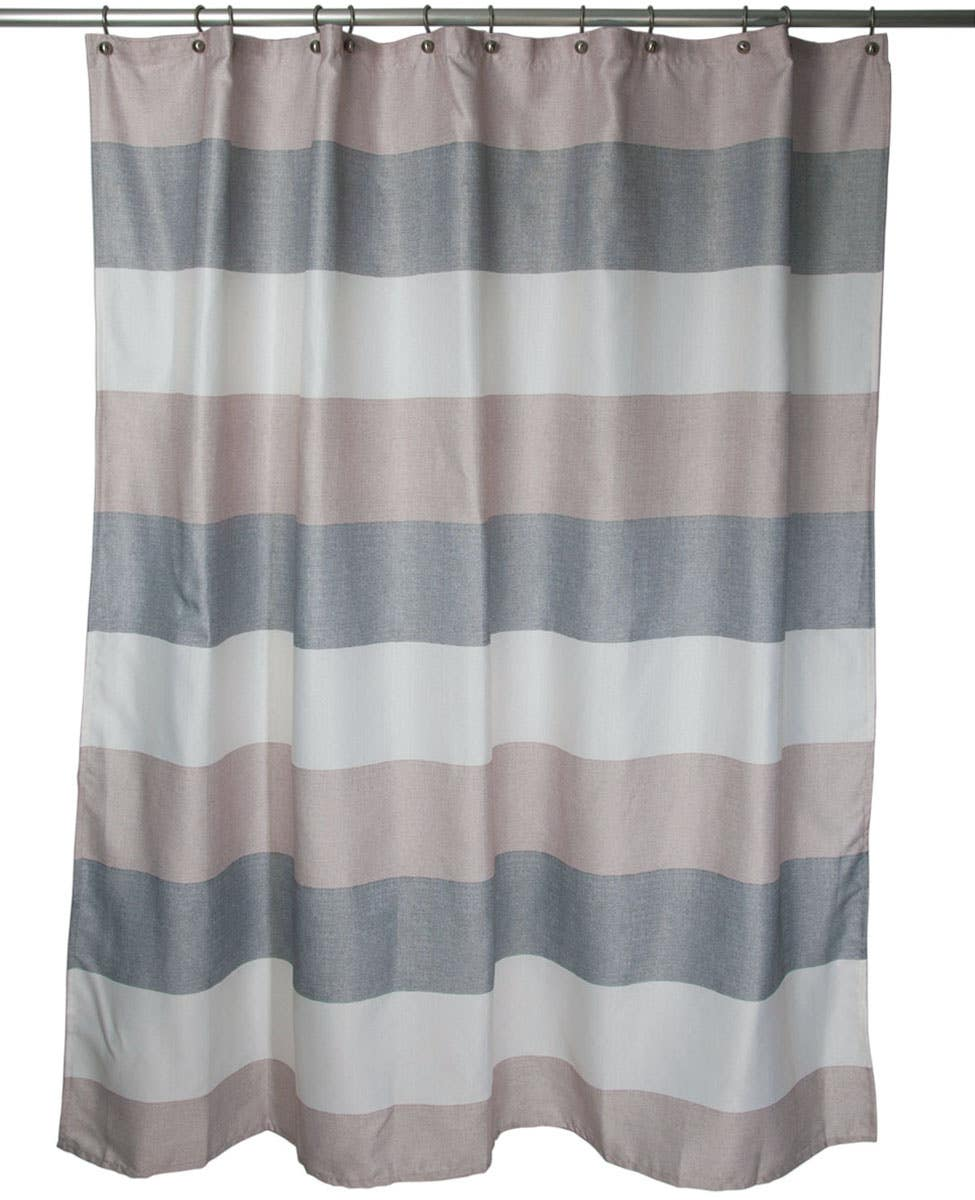 Products In Fabric Shower Curtains Bath On Linen Chest