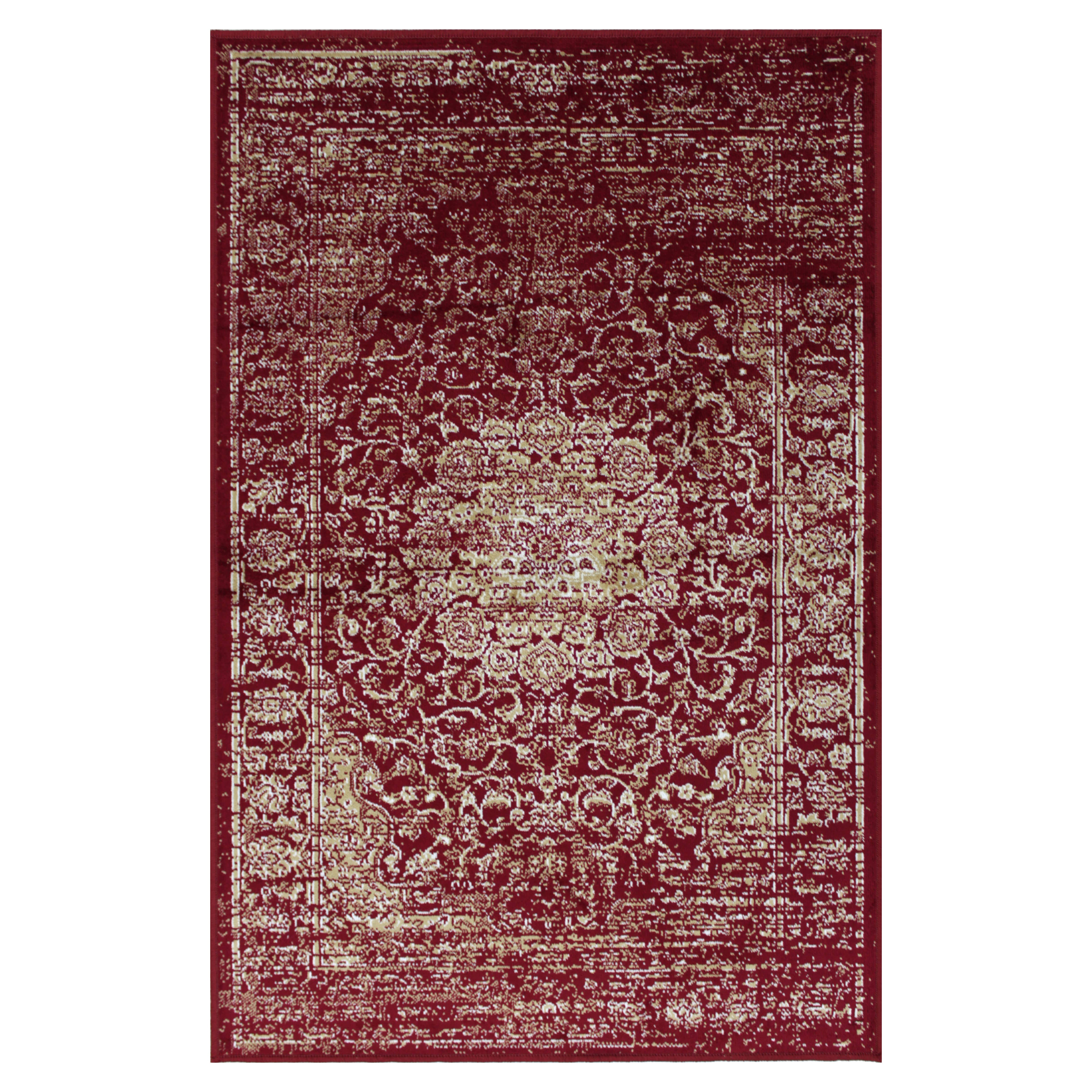 rug at linen chest