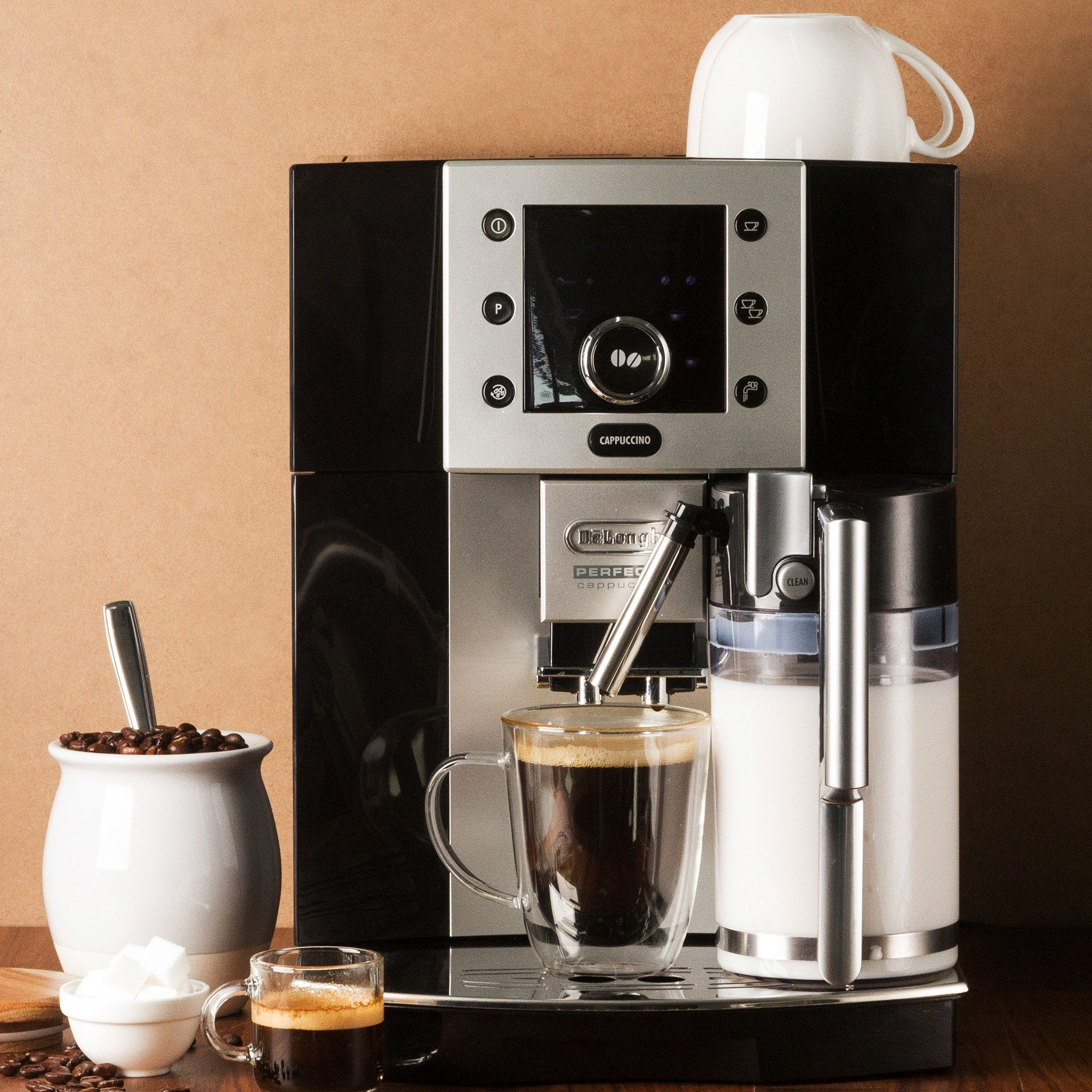 Products In Espresso Makers Electrics On Linen Chest