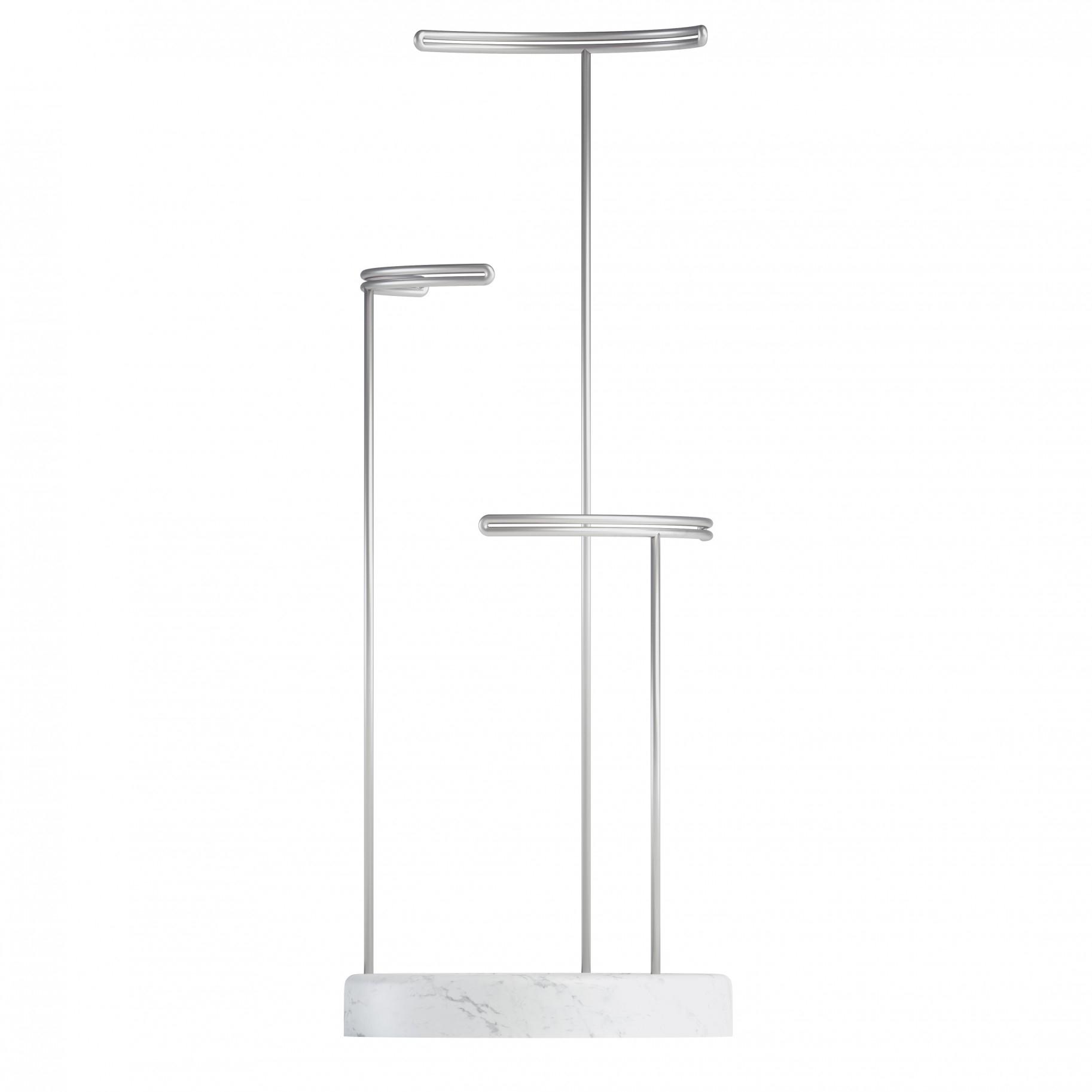 Umbra tesora marble jewelry stand